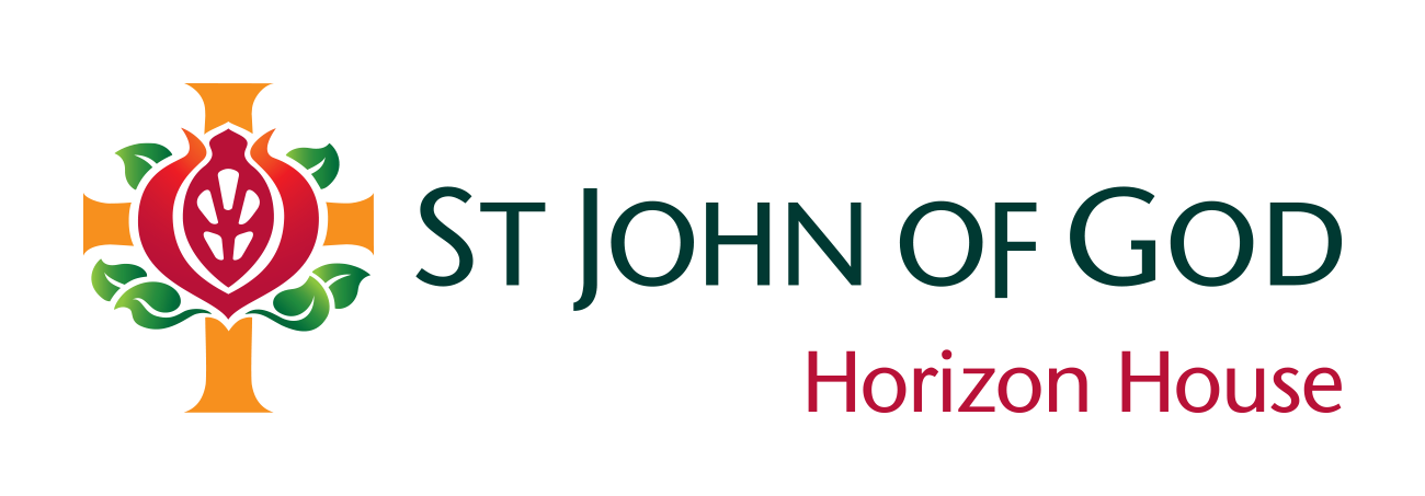 St John of God Horizon House logo