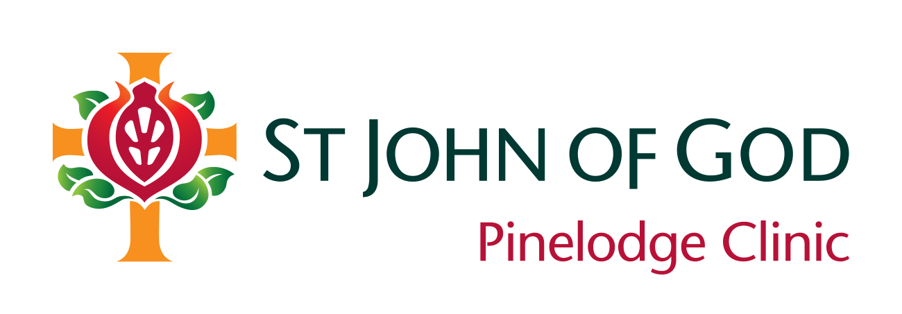 St John of God Pinelodge Clinic logo